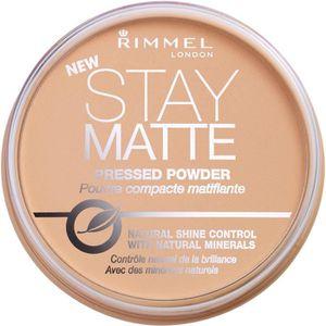 FOND DE TEINT - BASE RIMMEL Stay Matte Poudre compacte - 007 Mohair
