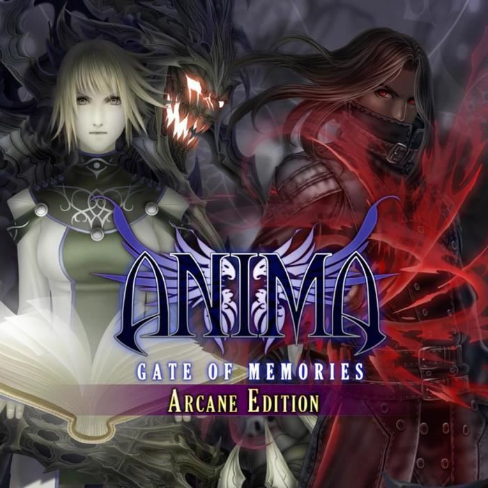 Anima Gate Of Memories : Arcane Edition Jeu Switch