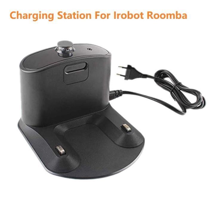 Branchez l'UE - Station de charge pour aspirateur Robot irobot Roomba série 500, 600, 700, 800, 900, accessoi