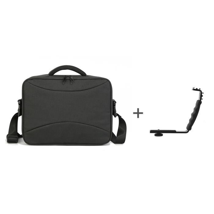 Stabilisateur appareil photo,Sac à bandoulière de protection pour Zhiyun Weebill S étui de transport sac à main de - Type Grey