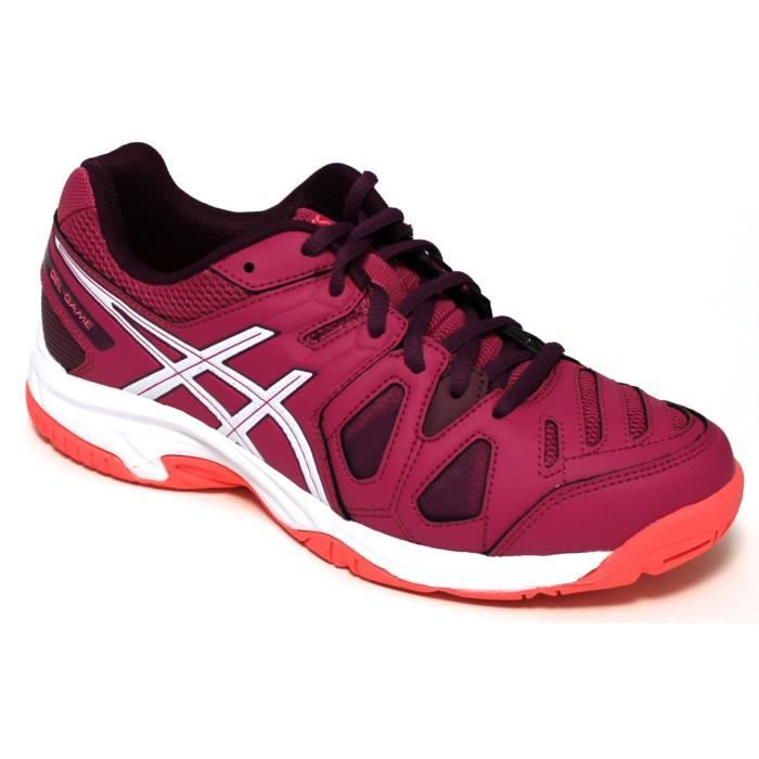 Asics Gel Game 5 (GS) - C502Y-2101 2101 - BERRY...