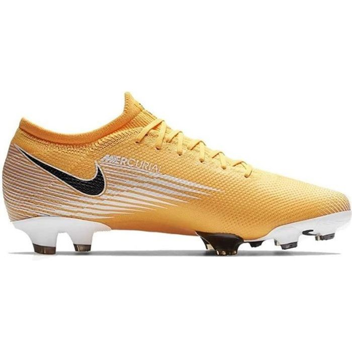 Nike Vapor 13 Pro Fg, Football Chaussure Unisexe-Adulte, Laser Orange/Black-White-Laser Orange, 39 Eu