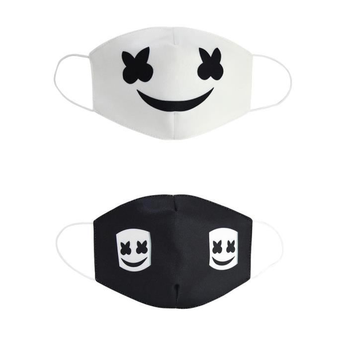 masque enti pollution panda