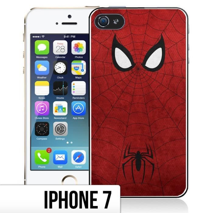 spiderman coque iphone 7