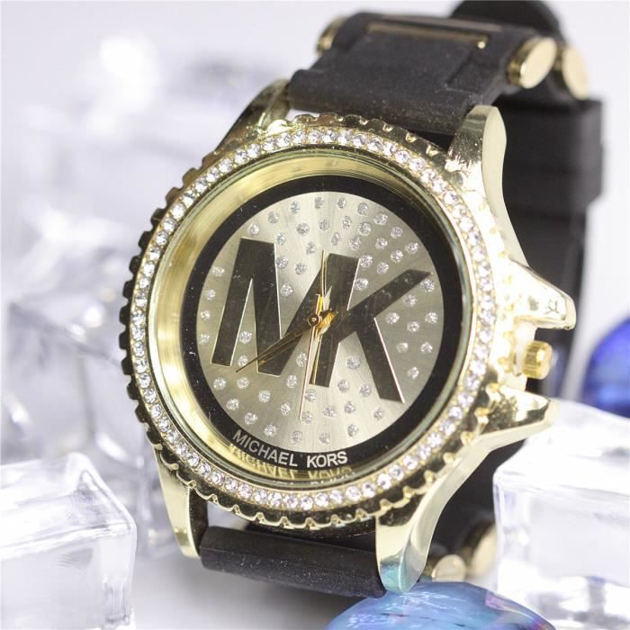 2016 mk montre luxe montre femme de marque mk montres. Black Bedroom Furniture Sets. Home Design Ideas