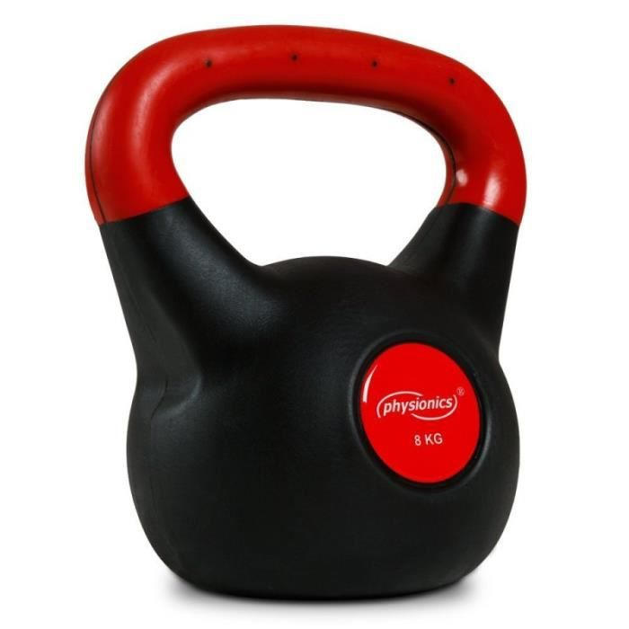 kettlebell halt re poids musculation 16 kg 0701048 prix. Black Bedroom Furniture Sets. Home Design Ideas