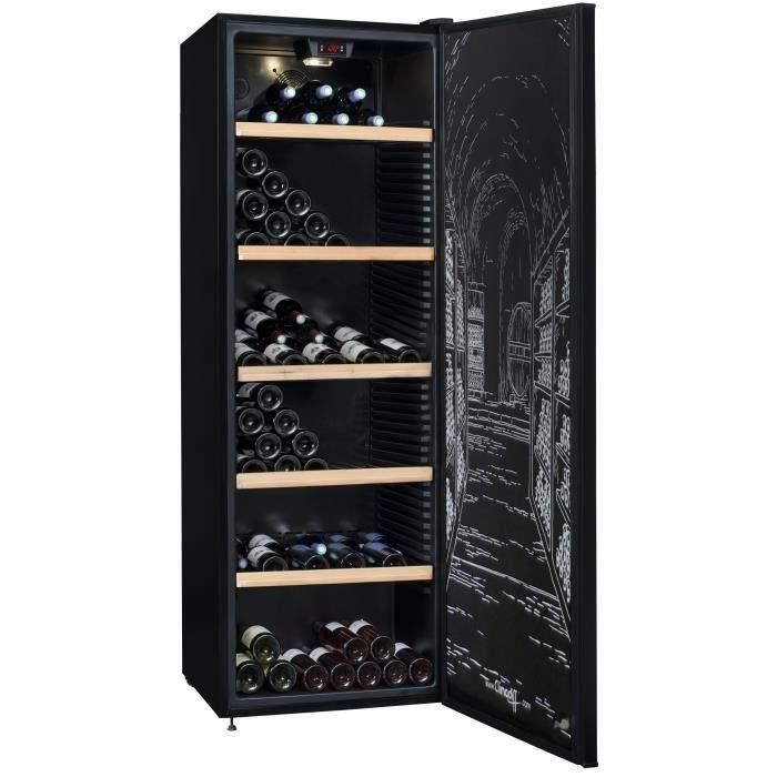 climadiff clpp209 cave vin polyvalente achat vente cave vin cdiscount. Black Bedroom Furniture Sets. Home Design Ideas