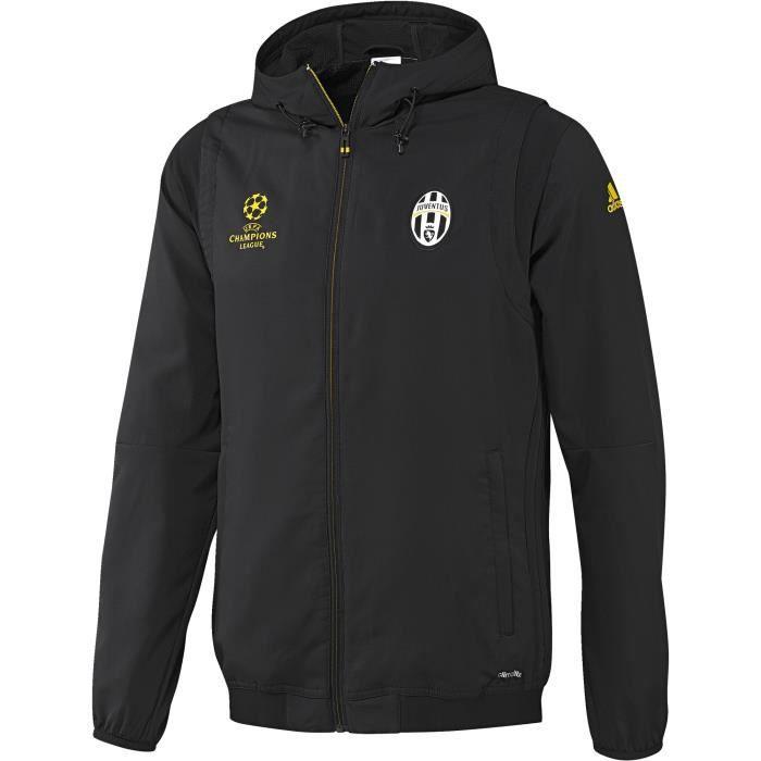 Veste présentation UCL Juventus Turin 2016 2017 ADIDAS