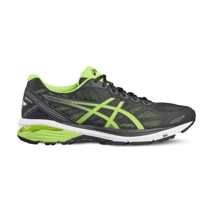 Asics GT1000 5 Gris - Chaussures Baskets basses Homme