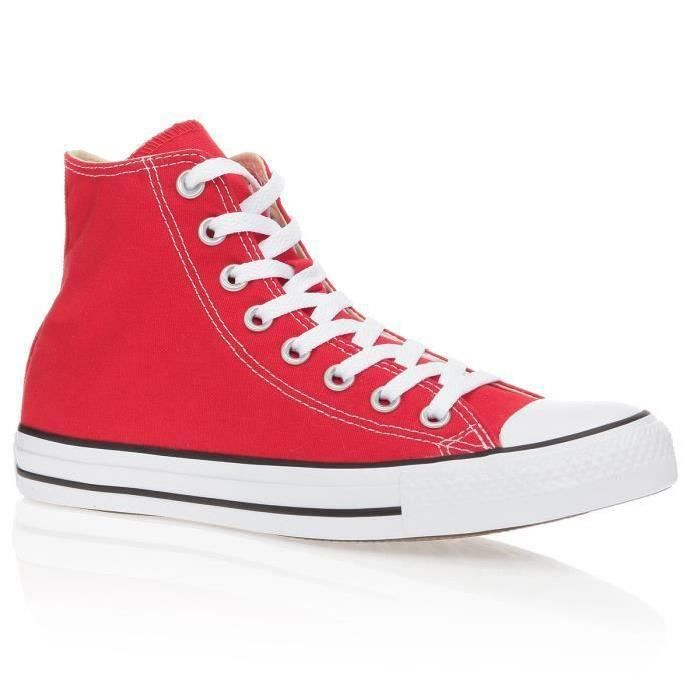 Converse Chuck Taylor All Star Hi, Baskets mode mixte adulte