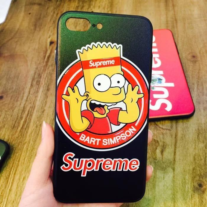 coque bart simpson iphone 7