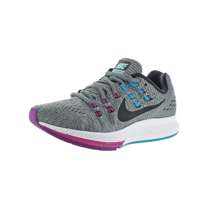 check out 7daa6 5f4a7 BOTTE NIKE Structure Air Zoom Femmes 19 Dynamic Support