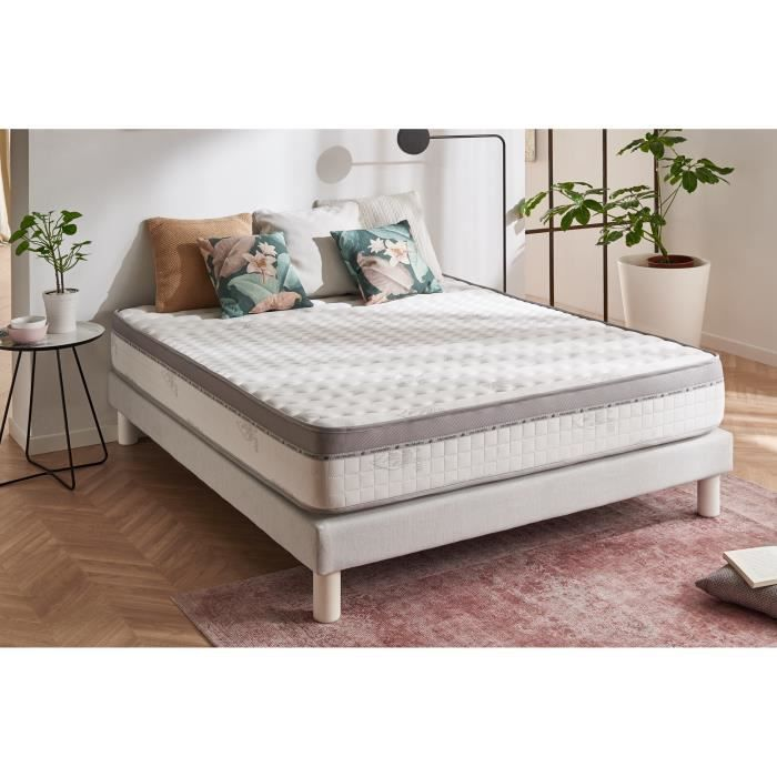 matelas memoire de forme 80x190 achat vente pas cher. Black Bedroom Furniture Sets. Home Design Ideas