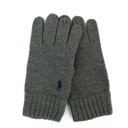 gants ralph lauren gris achat vente gant mitaine 3607999296567 cdiscount. Black Bedroom Furniture Sets. Home Design Ideas