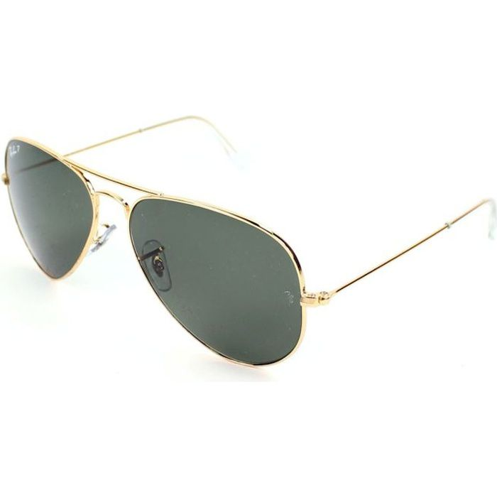 ray ban aviateur homme