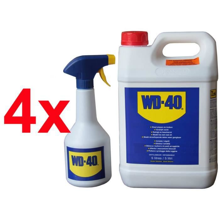 wd40 wd 40 5 l pulv d grippant nettoyant wd 40 achat. Black Bedroom Furniture Sets. Home Design Ideas