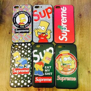 coque iphone 7 supreme bart