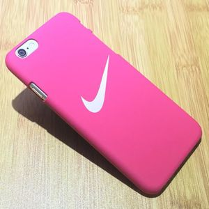 Coque Iphone  Nike Rouge