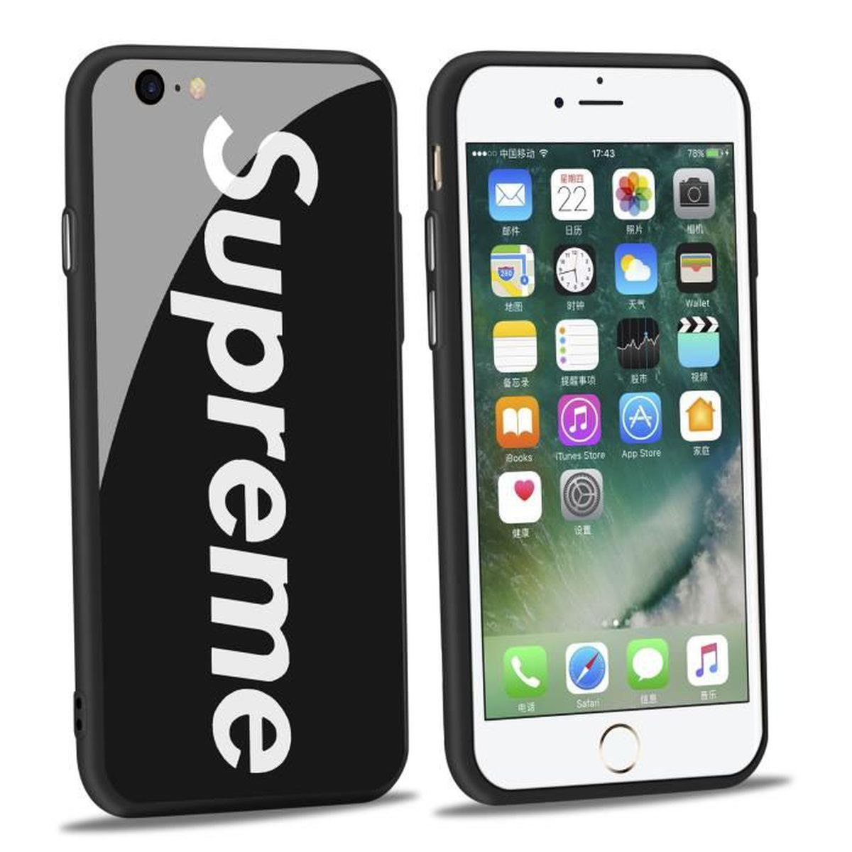coque iphone 6 plus supreme
