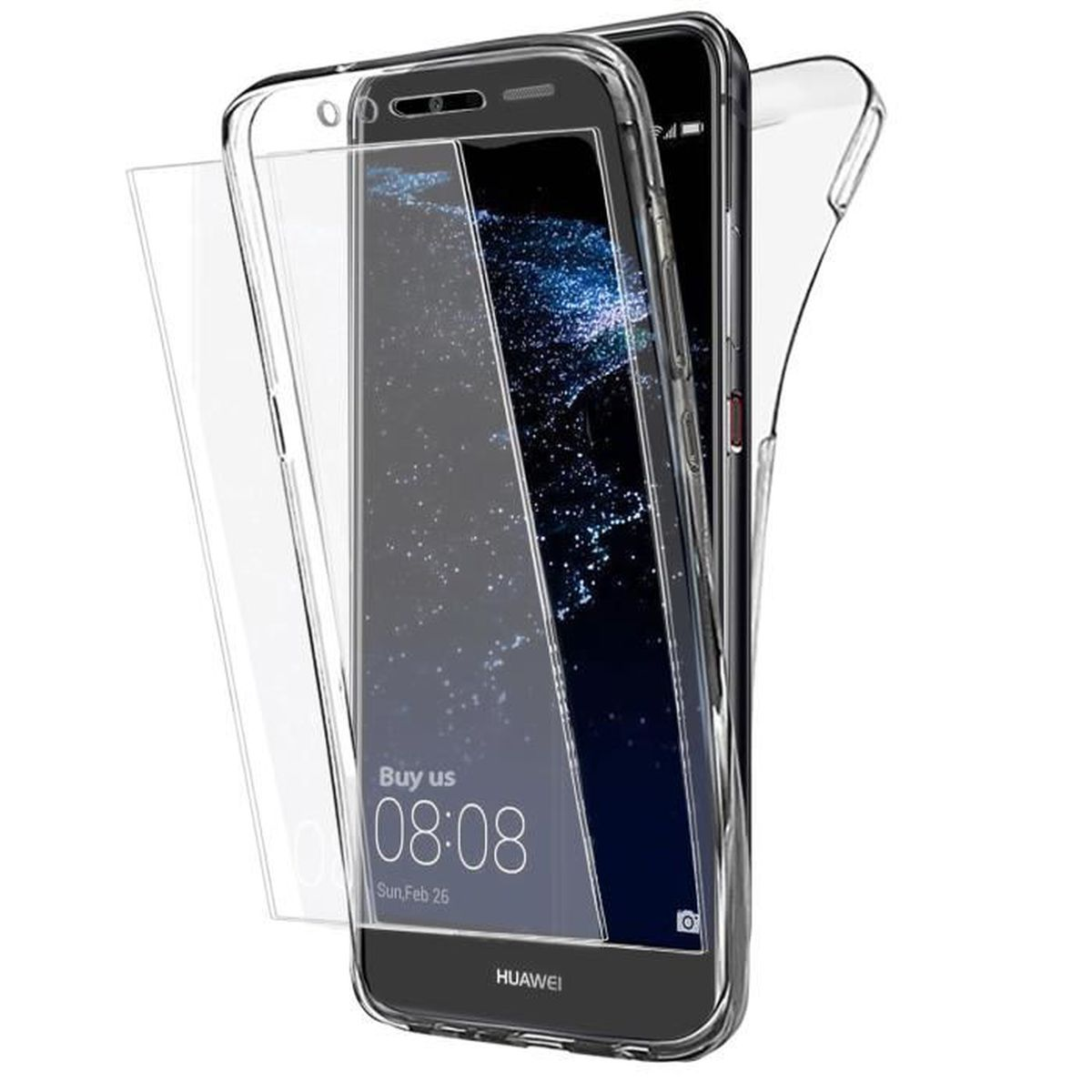 coque waterproof huawei