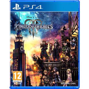 JEU PS4 Kingdom Hearts 3 Jeu PS4