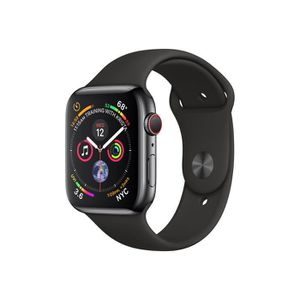 MONTRE CONNECTÉE Apple Watch Series 4 (GPS + Cellular) 40 mm boîtie