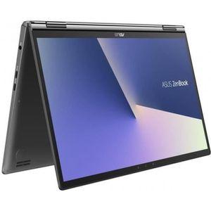 """Vente PC Portable ASUS Ordinateur Portable - ZenBook Flip 13 UX362FA-EL093R - Écran 33,8 cm (13,3"""") Écran tactile - 1920 x 1080 - Core i5 i5-8265U pas cher"""