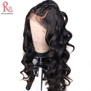 PERRUQUE - POSTICHE 360 lace wig Perruque Cheveux Humains Bresilienne