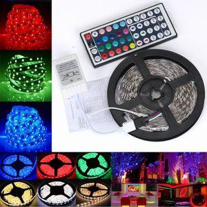 BANDE - RUBAN LED love@ 5M 3528 RGB LED Strip Strip Strip lumières b