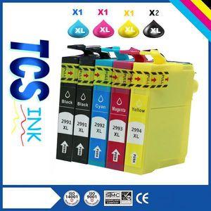CARTOUCHE IMPRIMANTE Compatible - Pack de 5 cartouches d'encre - EPSON