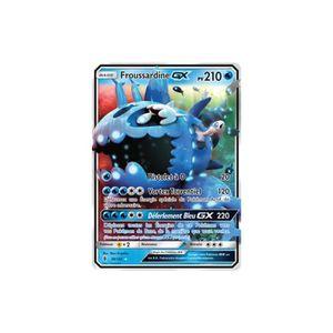 CARTE A COLLECTIONNER Carte Pokémon Froussardine GX - 210 PV - Soleil et
