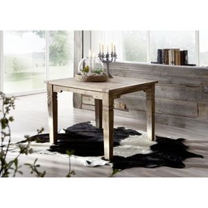 carre bois carre Table a manger Table a manger ybY7gfvmI6
