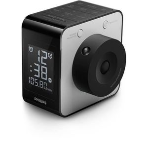 Radio réveil Philips AJ4800 Radio Réveil projecteur avec Tuner