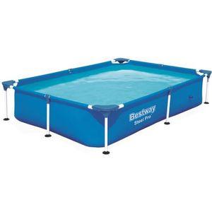 PISCINE BESTWAY Kit piscine rectangulaire Splash Jr Frame