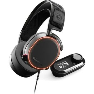 CASQUE AVEC MICROPHONE STEELSERIES Arctis Pro + GameDAC - Casque Gaming -