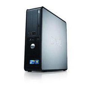 UNITÉ CENTRALE  DELL OPTIPLEX GX380 SFF - 2,50Ghz - Windows 7 Pro