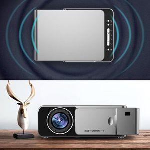 Vidéoprojecteur T6 Vidéo Projecteur HD multifonction pour bureau p
