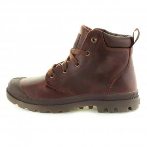 BOTTINE Palladium - PAMPA HI CUFF LEA