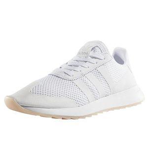 Adidas Femme Chaussures Baskets Flashback Blanc Achat