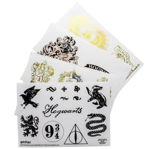 STICKERS 27 autocollants Harry Potter: Poudlard