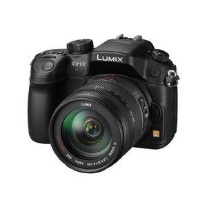 APPAREIL PHOTO COMPACT Panasonic LUMIX GH3 14-140mm Appareil photo numéri
