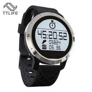 MONTRE TTLIFE Lovers Bluetooth Montre Smart Watch IP68 Ét
