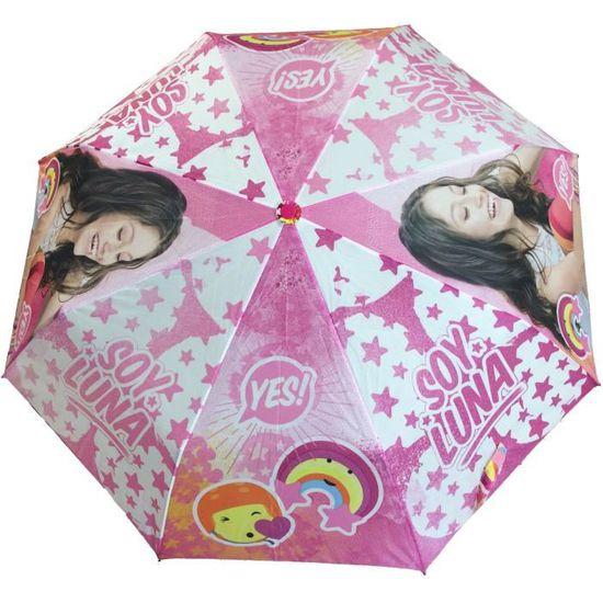 Parapluie pliants Multicolore Multicolore 70 cm Kids Euroswan