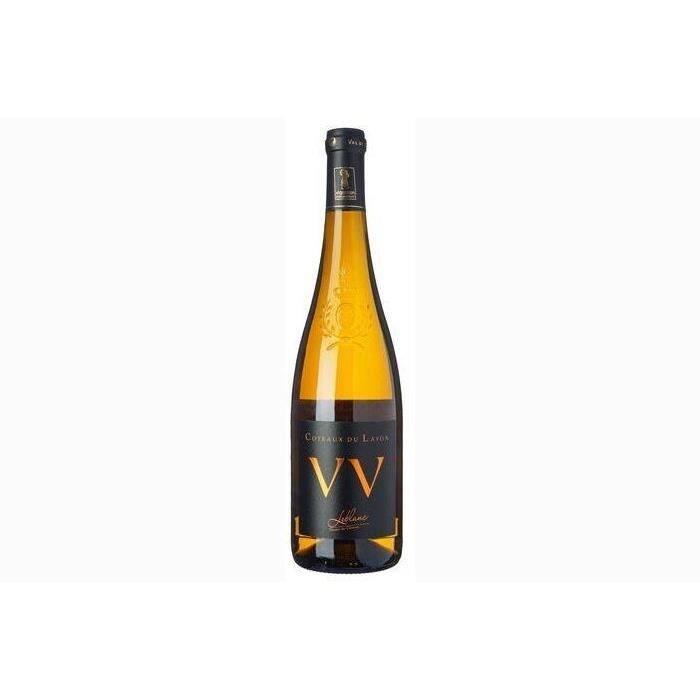 6 bouteilles - Vin blanc - Tranquille - Domaine Leblanc - Les Closserons Vieilles Vignes Coteaux du Layon Blanc 2020 6x75cl