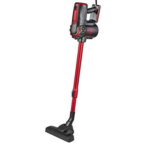 ProfiCare PC-BS 3038, aspirateur, Rouge et Noir, 600 W