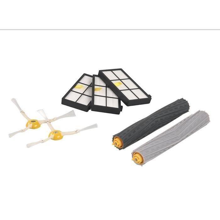 BK Accessoire Pour iRobot Roomba Série 800 - Kit d'Entretien
