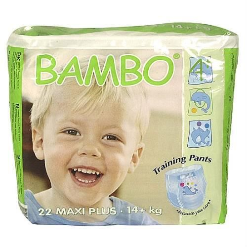 Rayonnant bébé Bambo Nature Pantalons junior formation 20 de