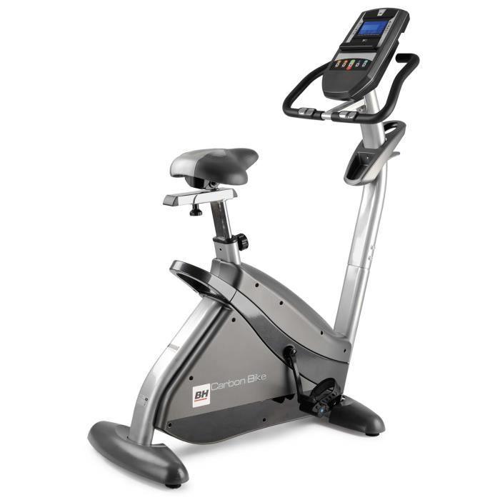 BH Fitness Vélo d'appartement CARBON BIKE DUAL