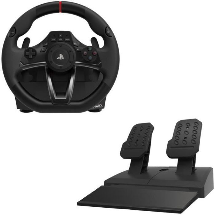volant de course hori rwa racing wheel apex pour ps4 ps3. Black Bedroom Furniture Sets. Home Design Ideas