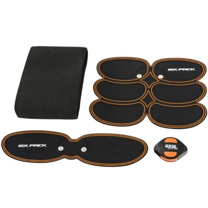 Musculation abdominale électrode Sixpack